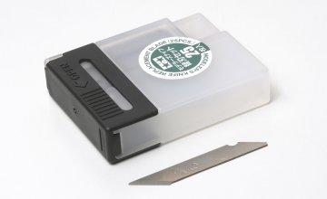 Modeler`s Knife Replacement Blade (25 Pcs.) · TA 74075 ·  Tamiya