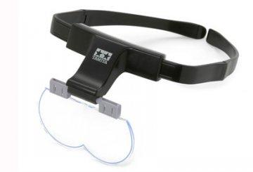 Vergrösserungs-Brille m Linse 1,7/2/2,5x · TA 74092 ·  Tamiya