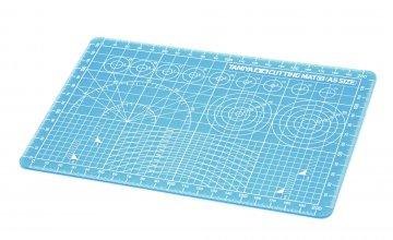 Schneidunterlage DIN A5/Blau 150x220mm · TA 74142 ·  Tamiya