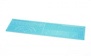 Schneidunterlage Alpha 420x148mm blau · TA 74144 ·  Tamiya