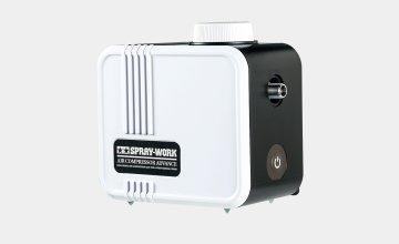 Spray-Work Kompressor Advance · TA 74559 ·  Tamiya
