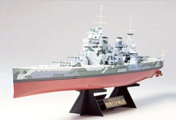Prince of Wales - British Battleship · TA 78011 ·  Tamiya · 1:350