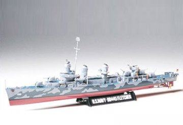 US Navy DS 445 Fletcher · TA 78012 ·  Tamiya · 1:350