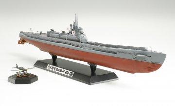 Japan Navy Submarine i-400 · TA 78019 ·  Tamiya · 1:350