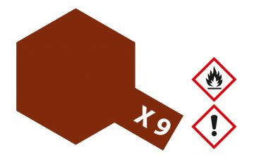 X-9 Braun · TA 81009 ·  Tamiya