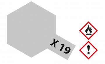 X-19 Rauch · TA 81019 ·  Tamiya