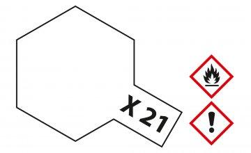 X-21 Mattier-Mittel · TA 81021 ·  Tamiya