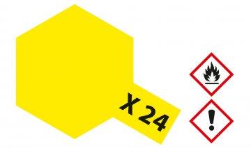 X-24 Klar-Gelb · TA 81024 ·  Tamiya