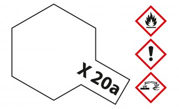X-20A Verdünner - 46ml · TA 81030 ·  Tamiya