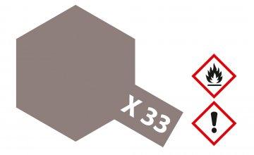 X-33 Bronze · TA 81033 ·  Tamiya