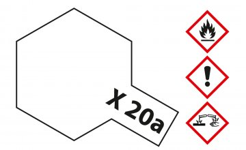 X-20A Verdünner - 250ml · TA 81040 ·  Tamiya