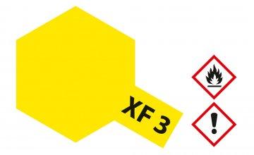 XF-3 Matt-Gelb · TA 81303 ·  Tamiya