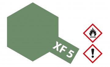 XF-5 Matt-Grün · TA 81305 ·  Tamiya
