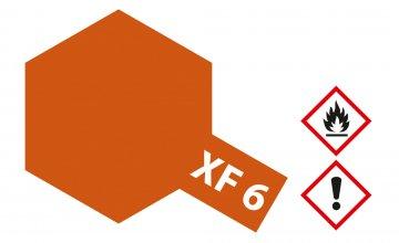 XF-6 Kupfer · TA 81306 ·  Tamiya