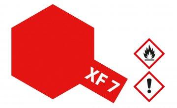 XF-7 Matt-Rot · TA 81307 ·  Tamiya