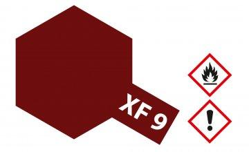 XF-9 Hull-Rot · TA 81309 ·  Tamiya