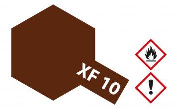 XF-10 Braun - matt [23ml] · TA 81310 ·  Tamiya