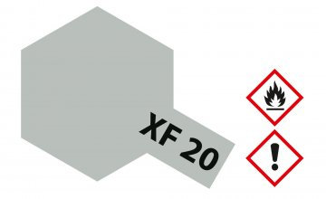 XF-20 Mittel-Grau · TA 81320 ·  Tamiya