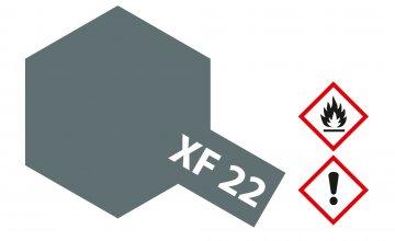 XF-22 Rlm Blau · TA 81322 ·  Tamiya