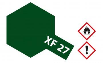 XF-27 Schwarz-Grün · TA 81327 ·  Tamiya