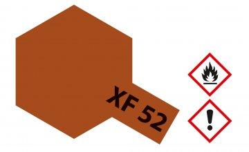 XF-52 Matt-Erde · TA 81352 ·  Tamiya