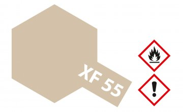 XF-55 Deck-Tan · TA 81355 ·  Tamiya