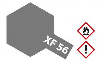XF-56 Metallic-Grau · TA 81356 ·  Tamiya