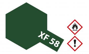 XF-58 Olive-Grün · TA 81358 ·  Tamiya