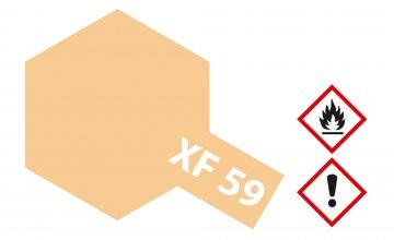 XF-59 Wüsten-Gelb · TA 81359 ·  Tamiya
