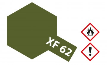 XF-62 Olive Drab · TA 81362 ·  Tamiya