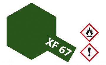XF-67 Nato Grün · TA 81367 ·  Tamiya