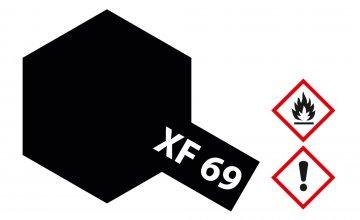 XF-69 Nato Schwarz - matt [23ml] · TA 81369 ·  Tamiya