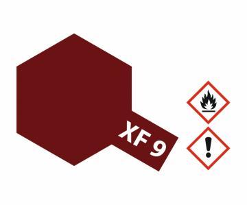 XF-9 Rumpf-Rot - matt [10 ml] · TA 81709 ·  Tamiya