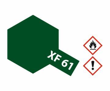 XF-61 Dunkelgrün - matt [10 ml] · TA 81761 ·  Tamiya