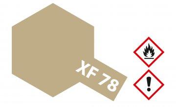 XF-78 Holzdeck Hellbraun - matt [10ml] · TA 81778 ·  Tamiya