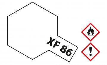 XF-86 Klarlack - matt [10ml] · TA 81786 ·  Tamiya