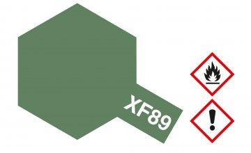 XF-89 Dunkelgrün 2 [matt] 10ml · TA 81789 ·  Tamiya