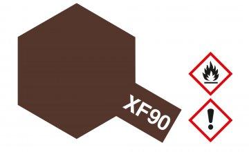 XF-90 Rotbraun 2 - matt [10ml] · TA 81790 ·  Tamiya