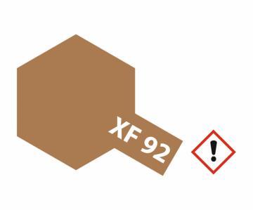 XF-92 Gelbbraun DAK41 - matt [10ml] · TA 81792 ·  Tamiya