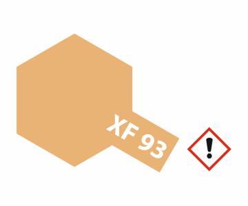 XF-93 Hellbraun matt DAK42 (10 ml) · TA 81793 ·  Tamiya