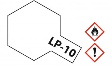LP-10 Verdünner [10ml] · TA 82110 ·  Tamiya