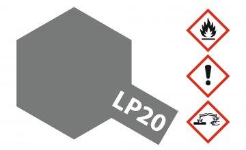 LP-20 Hell Gun Metal [10ml] · TA 82120 ·  Tamiya