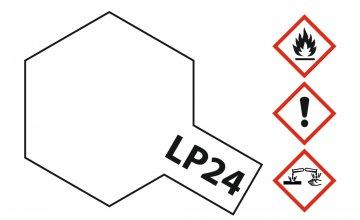 LP-24 Klarlack seidenmatt [10ml] · TA 82124 ·  Tamiya