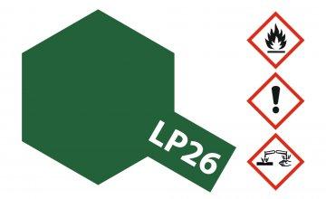 LP-26 JGSDF Dunkelgrün matt [10ml] · TA 82126 ·  Tamiya