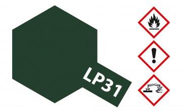 LP-31 Dunkel Grün 2 - matt (IJN) [10ml] · TA 82131 ·  Tamiya