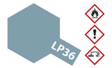 LP-36 Dunkel Ghostgrau matt [10ml] · TA 82136 ·  Tamiya