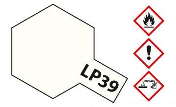 LP-39 Racing Weiss gänzend [10ml] · TA 82139 ·  Tamiya