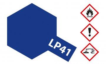 LP-41 Mica Blau gänzend [10ml] · TA 82141 ·  Tamiya