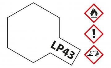 LP-43 Mica Perlweiss glänzend [10ml] · TA 82143 ·  Tamiya