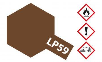 LP-59 NATO Braun matt [10ml] · TA 82159 ·  Tamiya